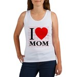 I Love Mom Women's Tank Top