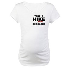 Geocache Hike Pocket Area Shirt