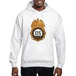 Redrum Homicide Hooded Sweatshirt