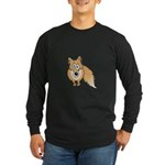 FOX! Long Sleeve Dark T-Shirt