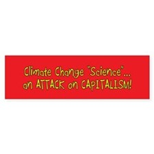 Climate Science? Bumper Sticker (10 pk)