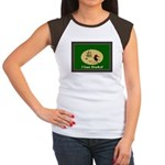 I Love Ducks Women's Cap Sleeve T-Shirt