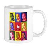 Warhol Karl Rove Coffee Mug