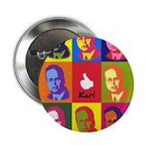 "Warhol Karl Rove 2.25"" Button (10 pack)"
