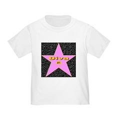 Diva Toddler T-Shirt