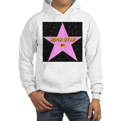 Rock Star Hooded Sweatshirt