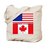AMERICanadian Tote Bag