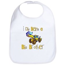 I Dig Big Brother Bib