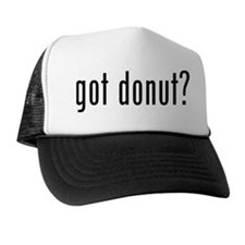 got donut? Trucker Hat