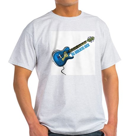 Big Brothers Rock (Blue) Light T-Shirt