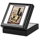 Rockefeller Center NYC Keepsake Box