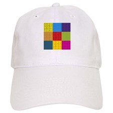 Sudoku Pop Art Baseball Cap