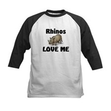 Rhinos Love Me Tee