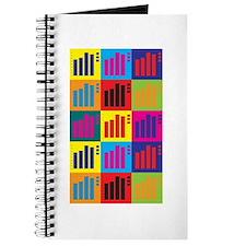 Statistics Pop Art Journal