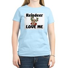Reindeer Love Me T-Shirt