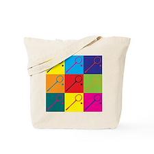 Squash Pop Art Tote Bag