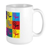 Spinning Pop Art Mug