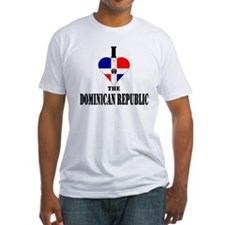 I Love The Dominican Republic Shirt