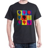 Speech-Language Pathology Pop Art T-Shirt