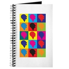 Speech-Language Pathology Pop Art Journal