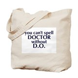 Osteopathic Tote Bag - Navy