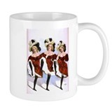 Can-Can Girls Mug