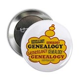 "Genealogy Thoughts 2.25"" Button"