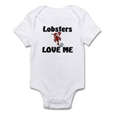 Lobsters Love Me Infant Bodysuit