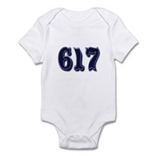 617 Infant Bodysuit