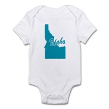 State of Idaho Infant Bodysuit
