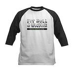 PitBull Junkie Kids Baseball Jersey