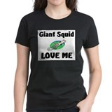 Giant Squid Love Me Tee