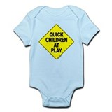 Quick Children At Play -  Infant Creeper