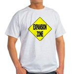 Expansion Zone! -  Ash Grey T-Shirt
