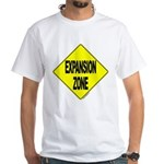 Expansion Zone! - White T-Shirt