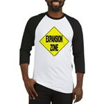 Expansion Zone! -  Baseball Jersey