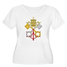 Papacy Emblem T-Shirt