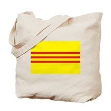 South Vietnam Flag Tote Bag