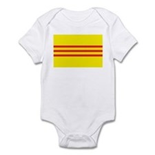 South Vietnam Flag Infant Bodysuit