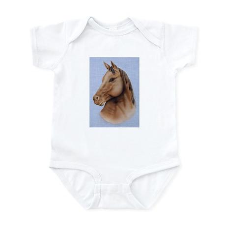 Horse head Infant Creeper