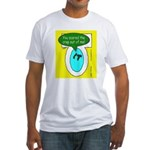Crappy Halloween Costume T-shirt (white)
