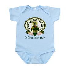 O'Connor (Gaelic) Motto Infant Bodysuit
