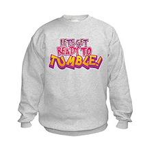 Gymnastics Ready To Tumble Sweatshirt