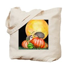 """Harvest Moon"" Tote Bag"