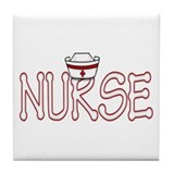 Nurse Tile Coaster