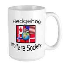 'Global Hedgie' Mug
