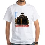 Calico Fire Hall White T-Shirt