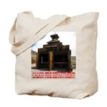 Calico Fire Hall Tote Bag