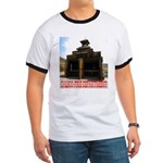 Calico Fire Hall Ringer T