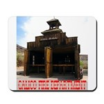 Calico Fire Hall Mousepad